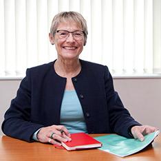 Louise Barnden MCIH, MA, BA
